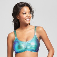 Women's Metallic Bralette Bikini Top - Xhilaration™ Metallic