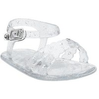 Glitter-Jelly Sandals for Baby   Old Navy