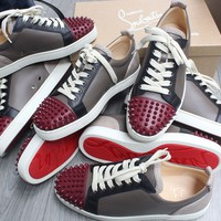 ca spbest Christian louboutin junior spike  mastic