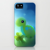 bronto dino iPhone & iPod Case by Rihards Donskis