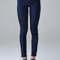 High-Waisted Super Skinny Jeans