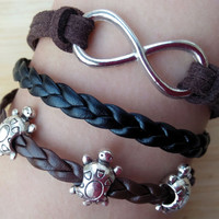 Welcome to my shop,Infinity Bracelet tortoise bracelet ,bestsellingitems bracelet, bracelet , If you like it, click the collection