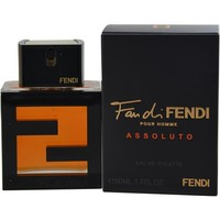Perfume Cologne Men FENDI FAN DI FENDI POUR HOMME ASSOLUTO by Fendi 2014 Fragrance