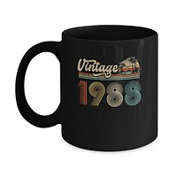 32th Birthday Gift Vintage 1988 Classic