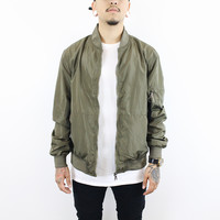 James Jacket (Olive Green)