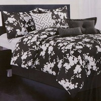 7pc Chic Floral Bedding Set Queen 637108263   Comforters   Bedding   Bed   For the Home   Burlington Coat Factory