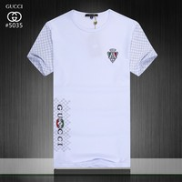 Cheap Gucci T shirts for men Gucci T Shirt 214043 21 GT214043