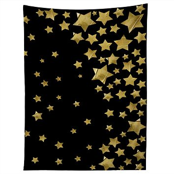 Lisa Argyropoulos Starry Magic Night Tapestry