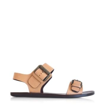 See by Chloe Designer Shoes Albicocca Leather Sandal