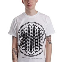 Bring Me The Horizon - Sempiternal White - T-Shirt