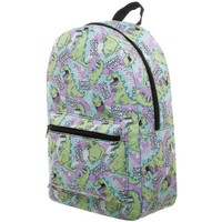 Rugrats Reptar 90s Fashion Backpack