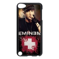 IPod Touch Case Cover for IPod 5 Touch 5th Generation Cases-Eminem Popular Rap Singer Photos-5