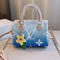 LV Louis Vuitton By The Pool Women's Handbag Shoulder Bag Pillow Bag