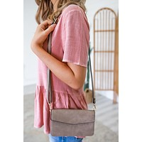 Bryce Canyon Clutch - Taupe