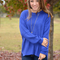 Country Chic Sweater