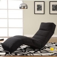 Jet Convertible Chaise Lounge Color - Java