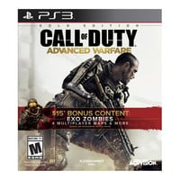 Call of Duty: Advanced Warfare (Gold Edition) PS3 Video Game