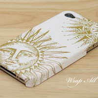The sun  iPhone 4 case / The sun iPhone 4s case /  by WrapAll