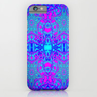 Bright Cool Stars iPhone & iPod Case by 2sweet4words Designs