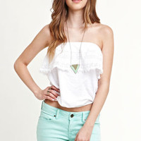 O'Neill Rose Tube Top at PacSun.com