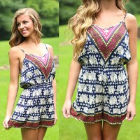 Water for Elephants Romper