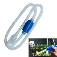 Fish Cleaning Tools Fish&Aquatic Pet Supplies Tanks Water Change Pump Tank Aquarium Cleaning Tool