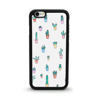 Potted Cactus iPhone Case 6