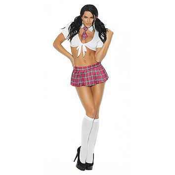 Sexy Extra Credit Student Costume