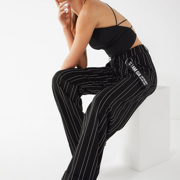 I.AM.GIA Mira Striped Wide-Leg Pant | Urban Outfitters