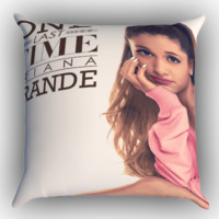 Ariana Grandae One Last Time X0688 Zippered Pillows  Covers 16x16, 18x18, 20x20 Inches
