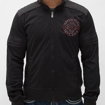 Affliction Black Premium Vindictive Track Jacket