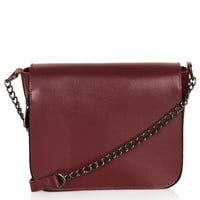 Clean Chain Strap Crossbody Bag - Bags & Wallets - Bags & Accessories - Topshop USA