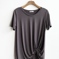 Kelley Knotted Tee