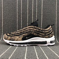Nike Air Max 97 Country Camo ¡°Germany¡± Premium QS Running Shoes