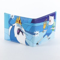Adventure Time - Finn & Jake Vs. Ice King Wallet