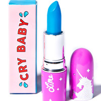 Lime Crime Crybaby Blue One