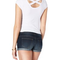 French Kissing Crop Top | Graphic Tees | rue21