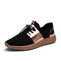 2017 New Fashion Men Casual Shoes men shoes flats sneakers Breathable Mesh lovers Casual shoes Tenis feminino Trainers Men shoes