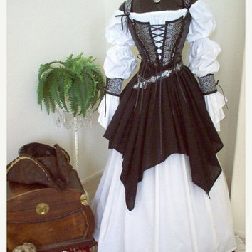 ON SALE NOW Ready To Ship! Complete Costume Fits Bust 40 Inches and Waist 32 Inches