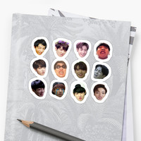 'Jungkook Set' Sticker by gdragon88