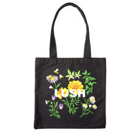 Floral Canvas Bag