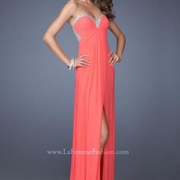 La Femme 19703 at Prom Dress Shop