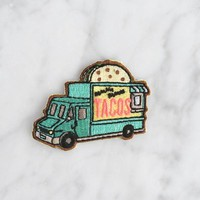 Taco Truck Patches
