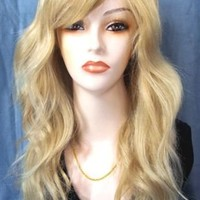 PICTURE PERFECT Gorgeous Waves Wig #24BT102 PLATINUM BLONDE MIX by FOREVER YOUNG