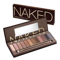 Sale On Naked  Eye shadows