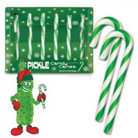 Fancy Pickle flavored Candy Canes:Amazon:Grocery & Gourmet Food