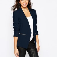 New Look Crepe Jacket