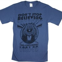Journey Don't Stop Believing Tour Shirt | Vintage 80's Rock T-Shirt