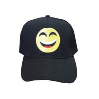 Popular Emoji Face Ball Cap