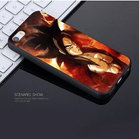 Dragon Ball z goku DragonBall Phone Case for Apple iPhone 8 7 6 6S Plus X 5 5S SE 5C Cover